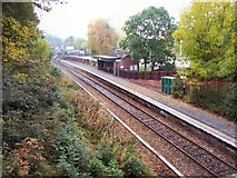SJ9588 : Rose Hill station by Roger May