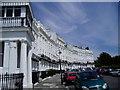 TQ3303 : Lewes Crescent, Brighton by Charles Rawding
