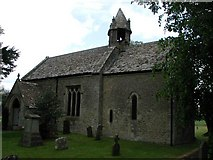 ST8080 : Acton Turville (Glos) Church of St Mary by ChurchCrawler