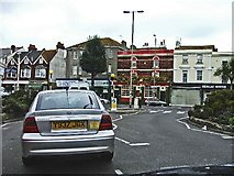 TV6199 : Junction of A259, Seaside, Eastbourne by Christine Matthews