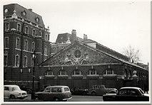 TQ2779 : Knightsbridge Barracks c1959 by David Wright