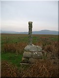 NX4355 : Martyr's Stake, Wigtown by Kirsty Smith