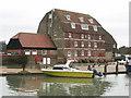 SU4603 : Ashlett Mill, Hants by Rosemary Nelson