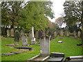 NZ2263 : Elswick Cemetery by MSX