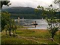 NN6058 : Loch Rannoch, Aulich by Callum Black