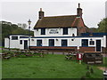 SU4603 : Jolly Sailor Public House, Ashlett, Hants by Rosemary Nelson