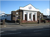J3573 : Ulster Temple Elim Church by Brian Shaw