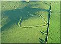 NY1937 : The Battery, north of Caermote, near Bothel by Simon Ledingham