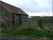 NZ2421 : Barn on the Walworth Road by Mick Garratt