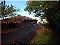 """TQ4460 : """"The Shaws"""" Girl Guide Camp, Cudham TN14 by Philip Talmage"""
