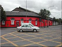 W6871 : Former Albert Street station, Cork by Ralph Rawlinson