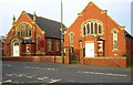 NZ1854 : Tanfield Lea Methodist Church and Hall by Alan Fearon