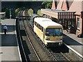 TG1141 : Weybourne Railway Station, North Norfolk Railway by mark harrington