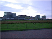 NS1851 : Hunterston Nuclear Power station. by Tony Page
