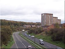 SE2334 : A 647 Leeds Ring Road by Chris Heaton