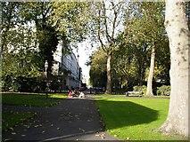 TQ2977 : Pimlico Gardens, London SW1 by Peter Jordan