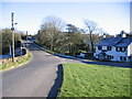 NY0524 : Road junction in Branthwaite. by John Holmes