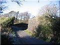 NY0624 : The old railway bridge. by John Holmes