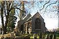 TF0543 : St.Denis' church, Silk Willoughby, Lincs. by Richard Croft