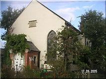 SP6517 : The Wesleyan Methodist Chapel, Ludgershall by Dennis Troughton