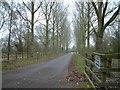 SU5894 : The Entrance to Queensford Farm by Colin Bates