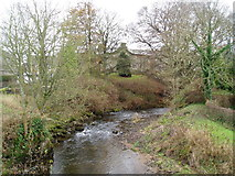SD7152 : Croasdale Brook by Charles Rawding