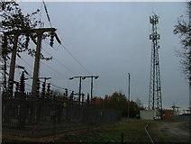 TL2026 : Wymondley Main Transforming Station by Robin Hall