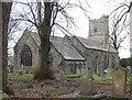 SX4972 : Whitchurch Church by Tony Atkin