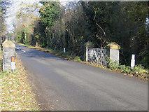 TF1107 : Bridge on King Street, Lolham Bridges, Peterborough by Rodney Burton