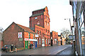 SE6813 : Thorne, The Old Darley Brewery. by Gordon Kneale Brooke