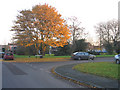 TL4364 : Housing estate, Histon, Cambs by Rodney Burton