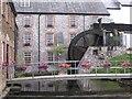 SX7367 : Buckfast Abbey Mill by John Winter