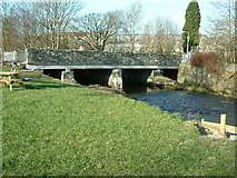 SD5095 : Burneside Bridge by Peter Hodge