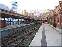 SP0786 : Birmingham Moor Street Station by David Stowell