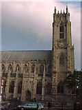 TA0339 : Beverley Minster by mickie collins