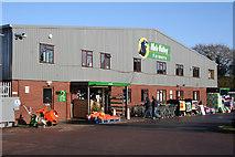 ST0307 : Cullompton: Mole Valley Farmers by Martin Bodman