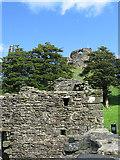 SX3384 : Launceston Castle by Ernie Camacho