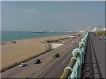 TQ3203 : Marine Parade and Promenade Brighton by mickie collins