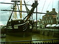NZ5133 : Historical Quays, Hartlepool by Neil Atterby