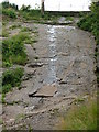 ST5673 : The Rock Slide by the Clifton Suspension Bridge by Dave Napier