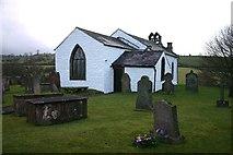 NY2437 : St James Church Uldale by Bob Jenkins