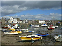 NO8785 : Stonehaven Harbour by Richard Slessor