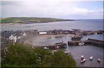 NO8785 : Stonehaven Harbour by david shaw
