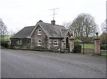 H4761 : Gatehouse at Derrybard by Kenneth  Allen