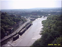 ST5673 : View from Clifton Suspension Bridge by Mr M Evison
