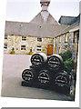 NJ3241 : Glenfiddich Distillery, Dufftown by Colin Smith