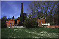 SO4939 : Broomy Hill Pumping Station by Chris Allen