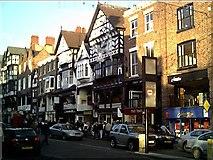 SJ4066 : Bridge Street Chester by chestertouristcom