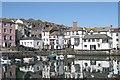 SW8132 : Custom House Quay, Falmouth by Tony Atkin