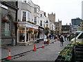 ST5545 : Market Square Wells by Ian Rix